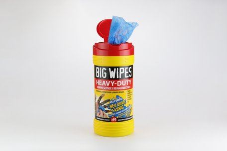 Big Wipes Heavy Duty Reinigungstücher