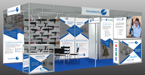 Fastener Fair Innotech Messestand