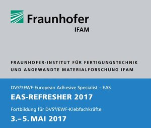 Fraunhofer IFAM EAS Refresher Course