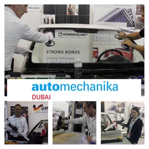 Innotech at the Automechanika Dubai 2017