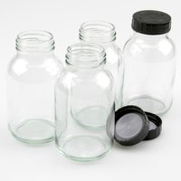 Containers and Laboratory Bottles