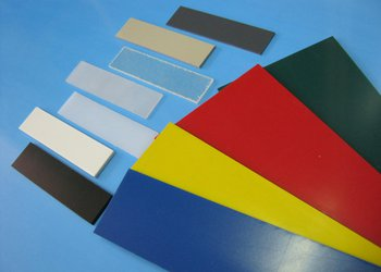 Plastic Test Pieces Samples