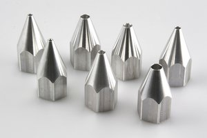 Metal Nozzle Set for Heated Dispensers/Hot Melts