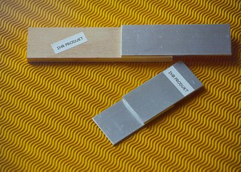 Bonding Samples Wood, Metal