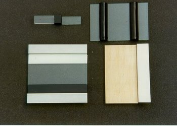 Set of Various Bonding Samples