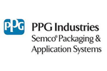 PPG Industries Semco Packaging & Application Systems Logo