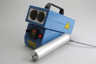 Adjustable Cartridge Heater up to 160°C