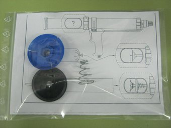 Conversion Kit (for Sachets) for Heated Dispensers